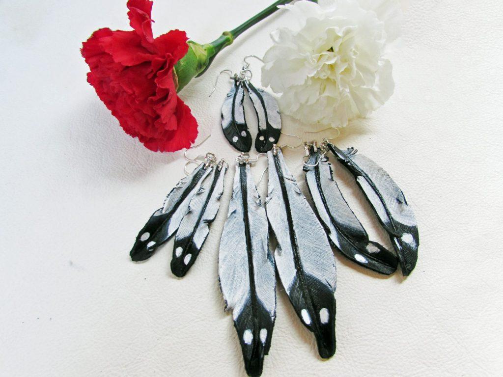 loon-earrings-feather