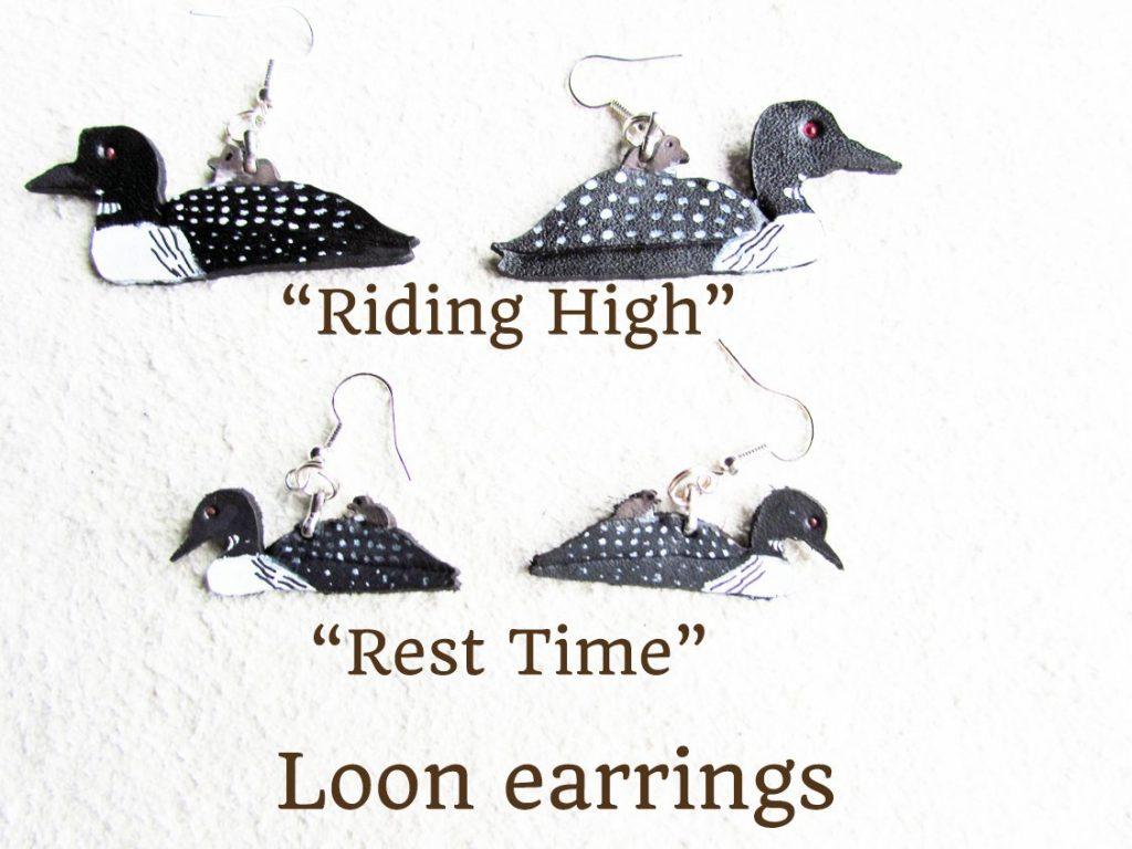 loon-earrings