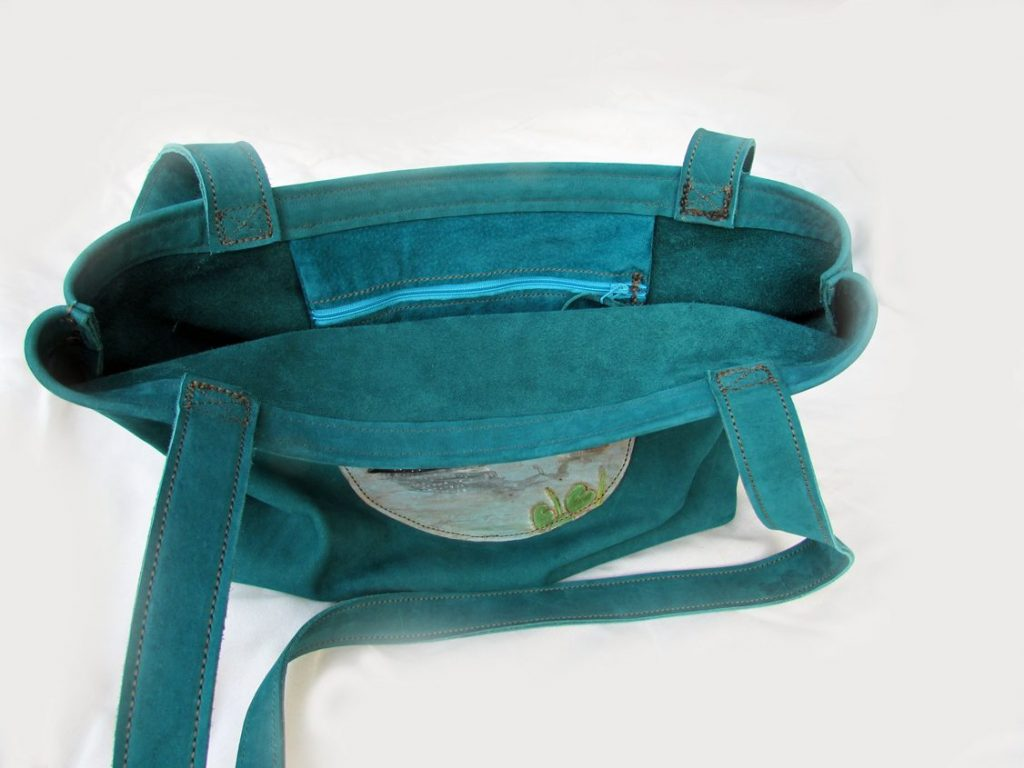 loon- leather-tote-teal
