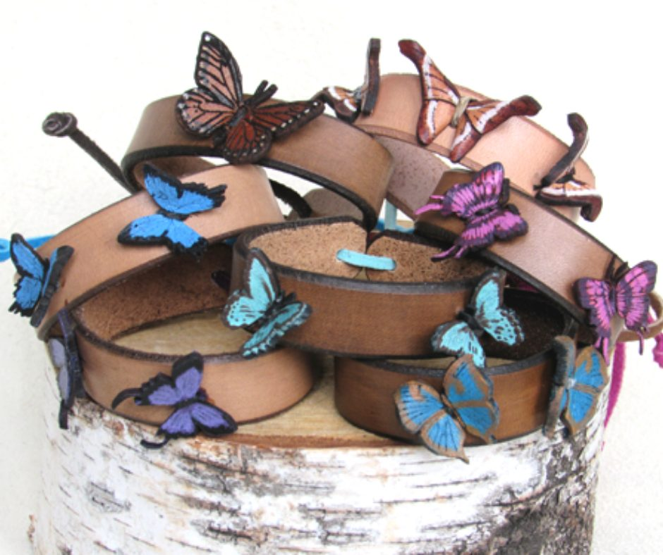 leather-butterfly-bracelets