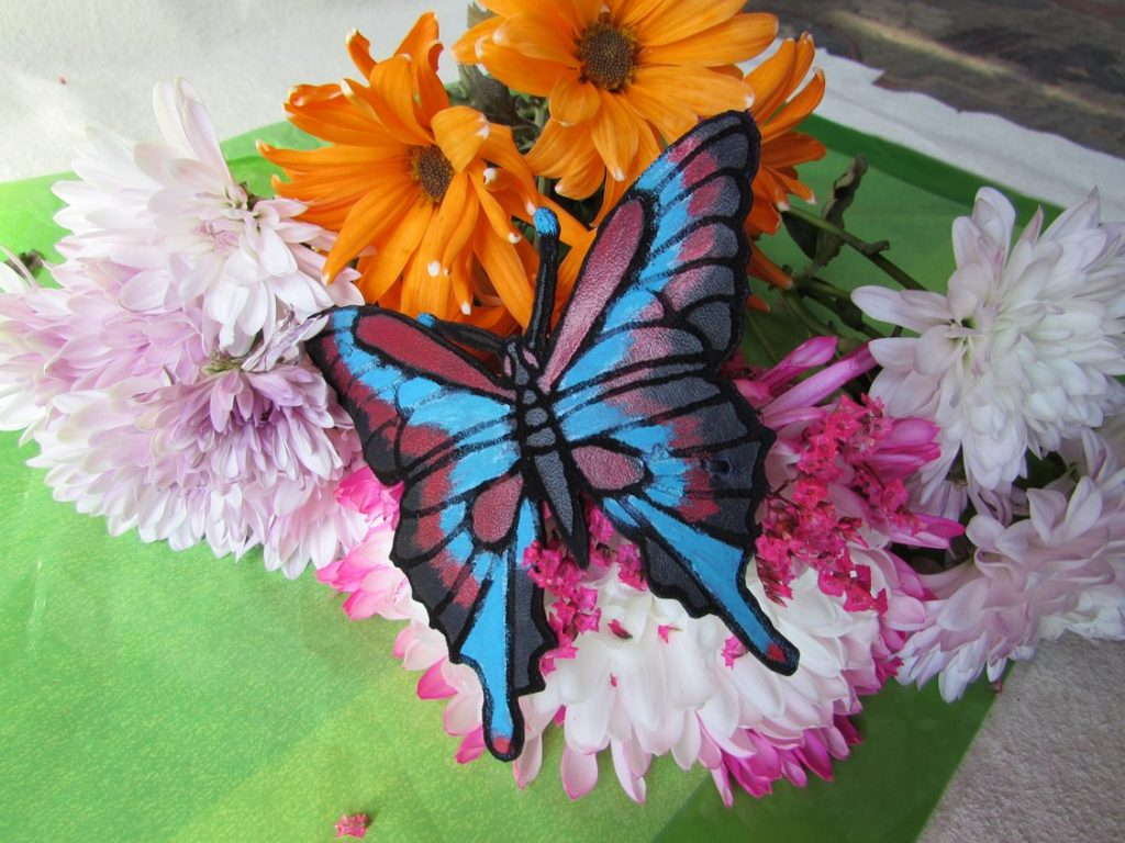 butterfly-hair-clip