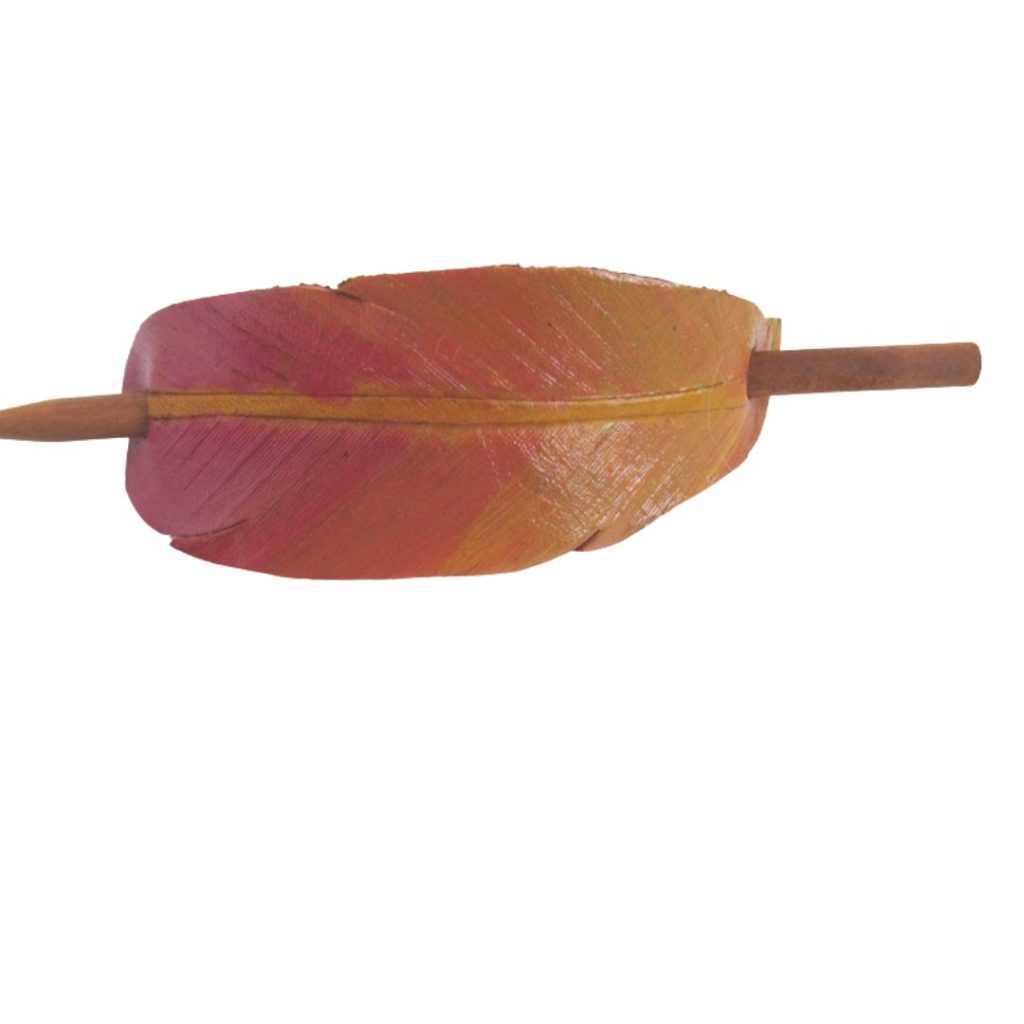 leather-feather-barrette