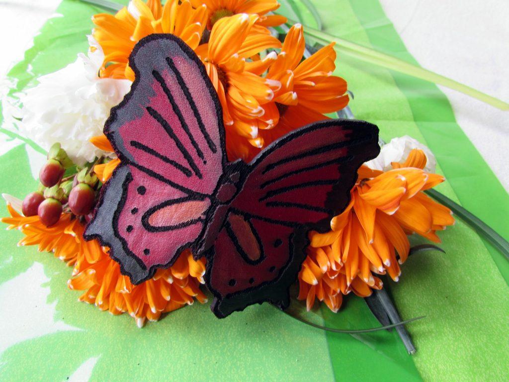 butterfly-barrettes