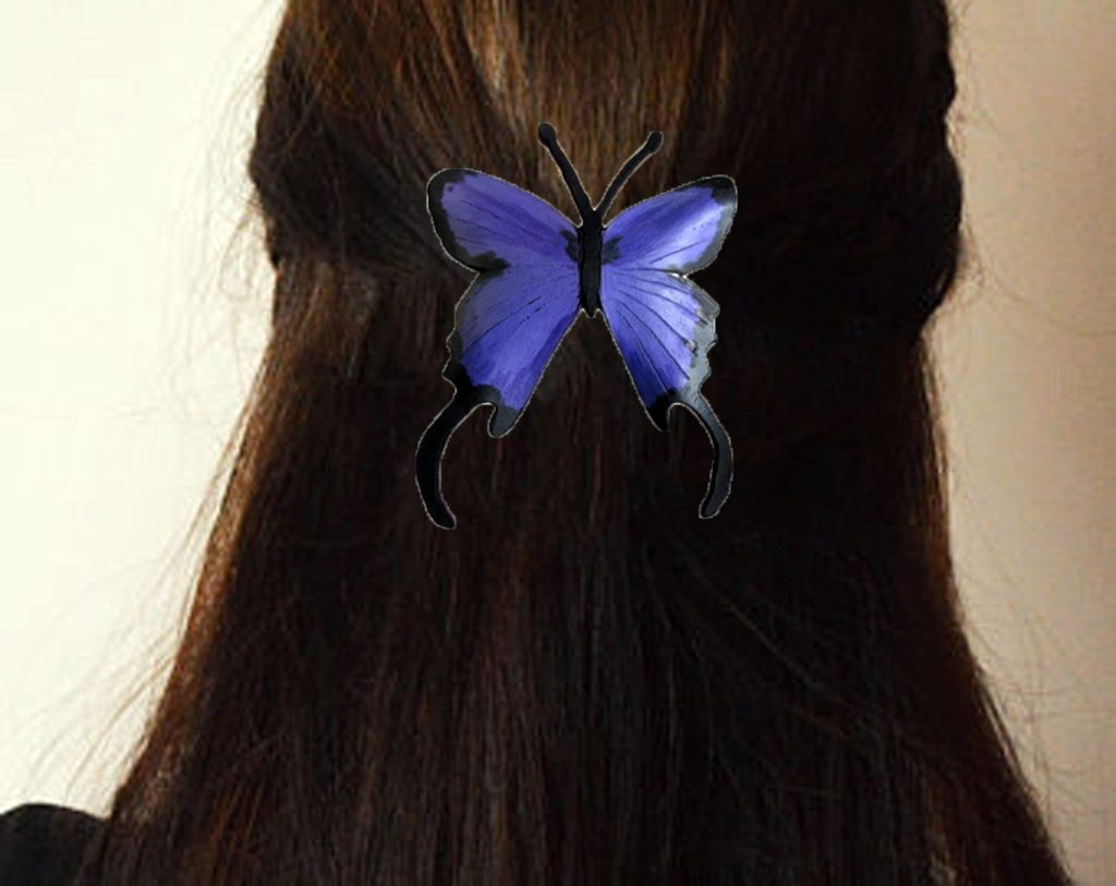 butterfly-clip