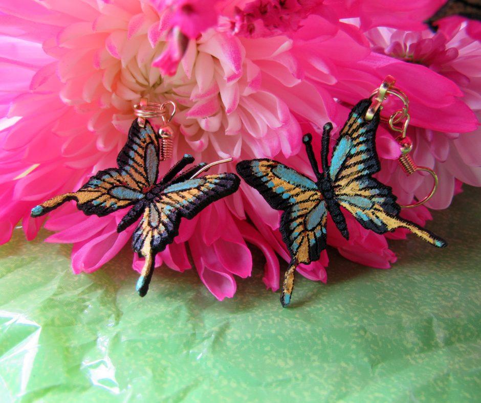 swallowtail-earrings