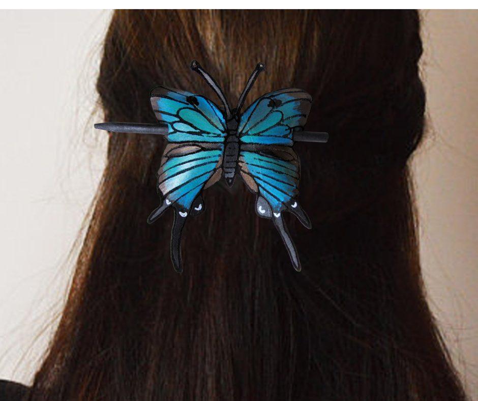 butterfly-stick-barrette
