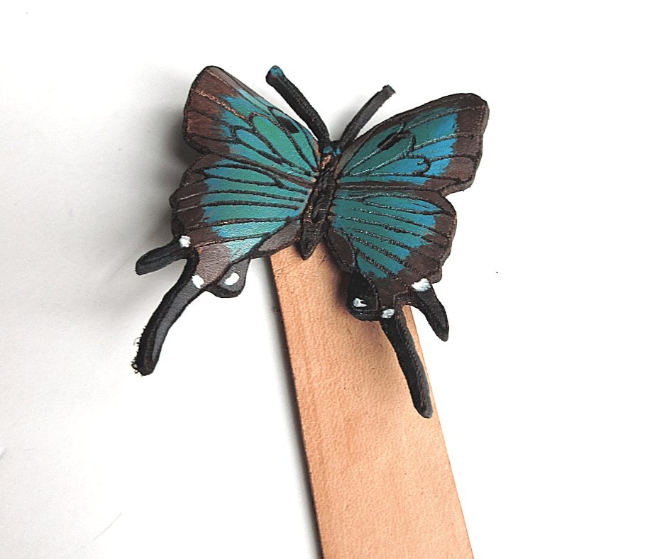 great-butterfly-bookmark