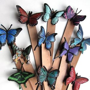 butterfly-bookmarks