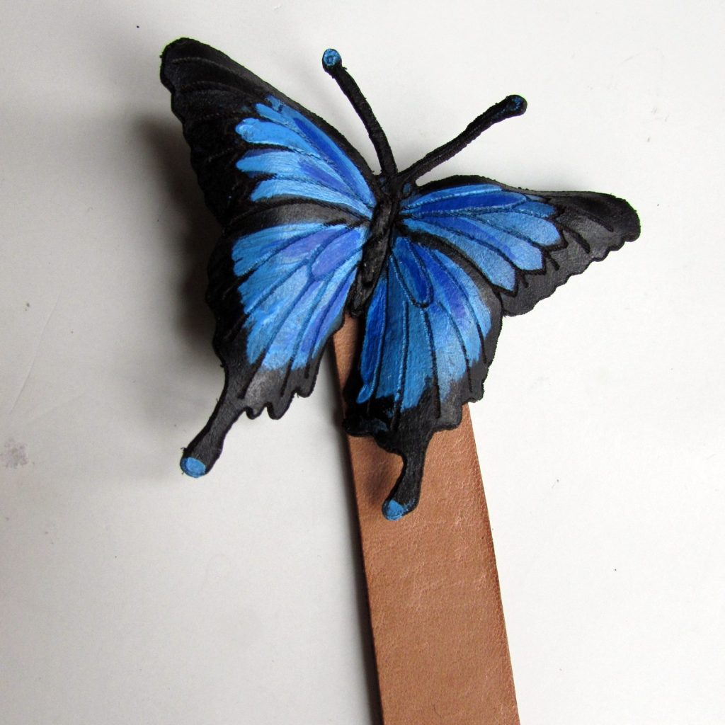 Blue-morpho-bookmark